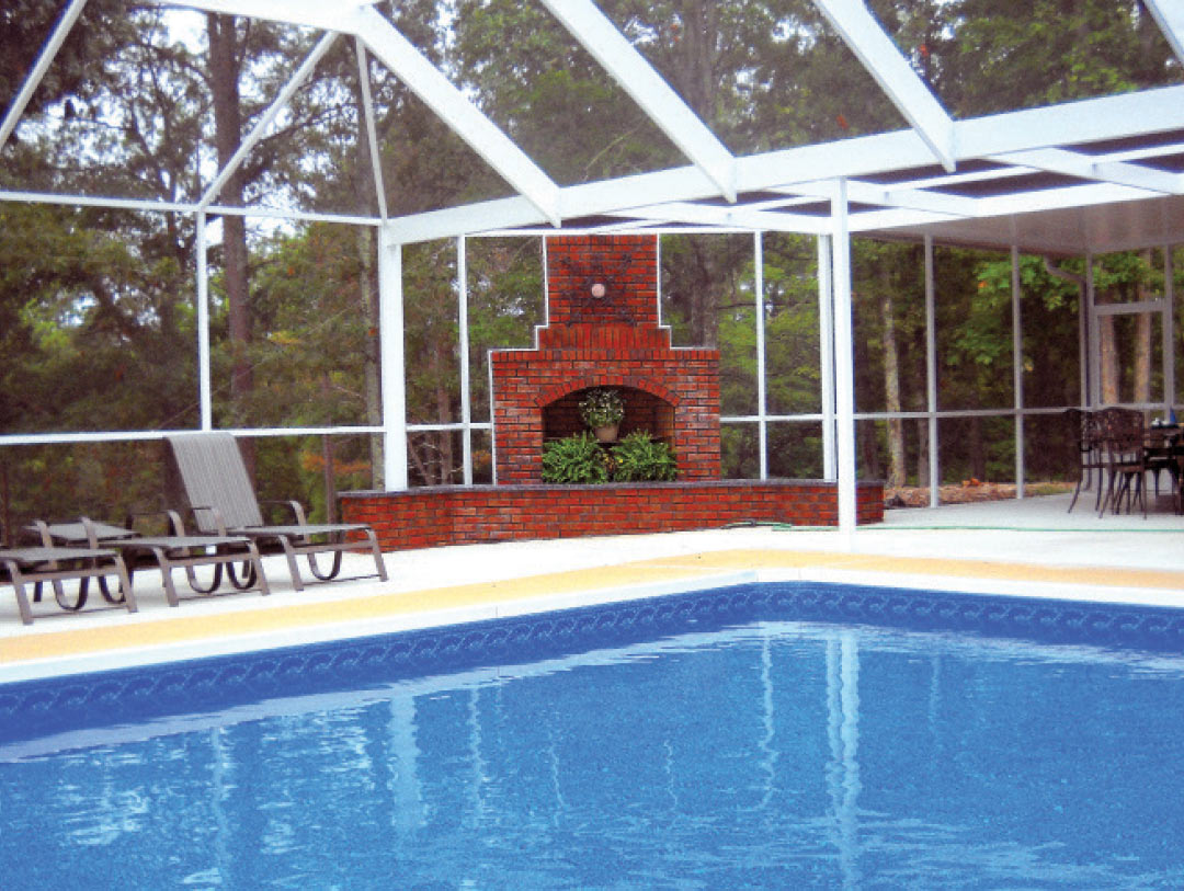 Planning your patio porch and deck atlanta home improvement for Lanai structure