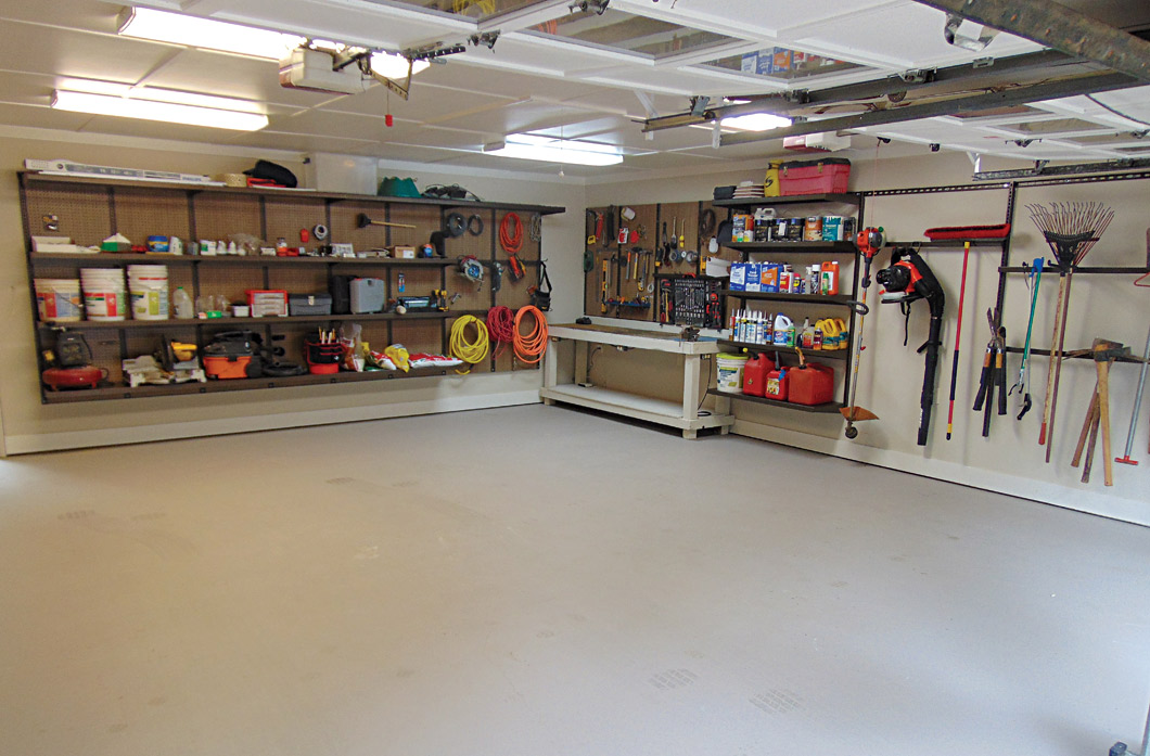 Image Result For Garage Organizing Systems