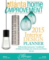 Atlanta Home Improvement magazine 2015 Interior Design Planner