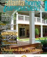 Atlanta Home Improvement magazine May 2015 Cover