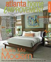 Atlanta Home Improvement magazine June 2015 Cover