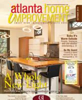 Atlanta Home Improvement magazine Cover - October 2014