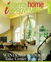 Atlanta Home Improvement magazine April 2014 Cover