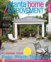 Atlanta Home Improvement magazine May 2014 Cover