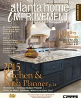 Atlanta Home Improvement magazine Cover - December 2014