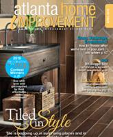 Atlanta Home Improvement magazine April 2015 Cover