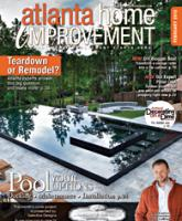 Atlanta Home Improvement magazine February 2015 Cover