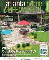 Atlanta Home Improvement magazine March 2015 Cover