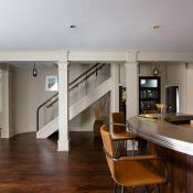 CotY award winner - Basement Over $100,000 - Handcrafted Homes, Inc.