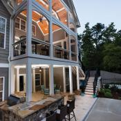 CotY Award Winner - Residential Exterior $100,000 to $200,000 - Decks & More Inc.