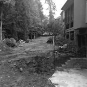 Landscape - before photo