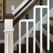 Egg baluster design