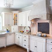 kitchen remodel - European inspired