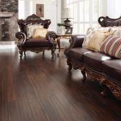 Flooring - ROASTED CHESTNUT BAMBOO FLOORING