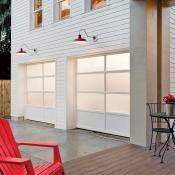 Double Garage Doors design