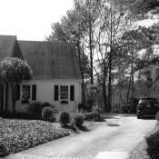 Before photo of Green Renovation, exterior