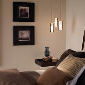 bedside hanging lights