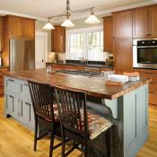 Remodeled bungalow (kitchen) in Berkeley Heights