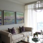 $20,000 Living Room Design