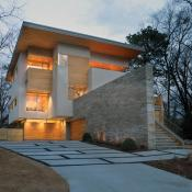 Modern design home on the 2014 MA! Architecture Tour