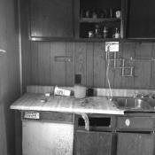 Before photo of cottage kitchen