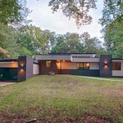 Remodeled ranch home in the Atlanta area