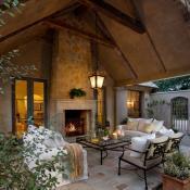 Stone Floor - Outdoor Living
