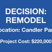 Decision: remodel