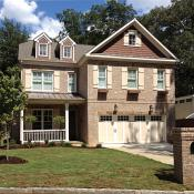 Teardown and Remodeled house in Brookhaven