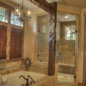 Tub/shower tile