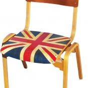 Union Jack Chair from All The Best