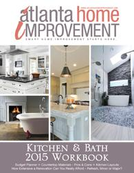 Kitchen And Bath Magazine inside of the 2015 kitchen & bath planner issue | atlanta home