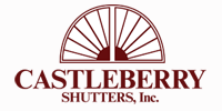 Castleberry Shutters logo