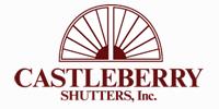 Castleberry Shutters logo
