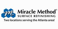 Miracle Methods Surface Refinishing logo