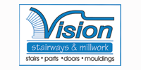 Vision Stairways & Millwork logo