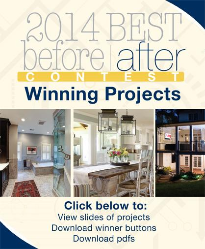2014 Best of the Best Contest Winning Projects