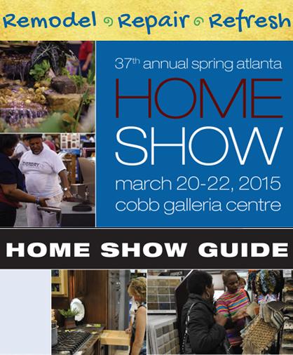 37th Annual Atlanta Spring Home Show