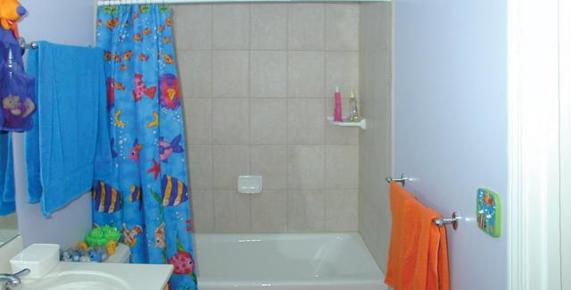 kid's bathroom