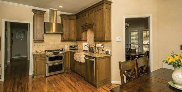 Kitchen Remodel by Neighbors Home Services