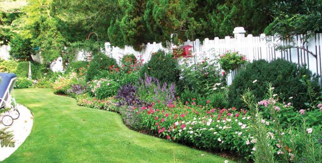 Garden Design: Garden Design With Online Landscape Design Tool
