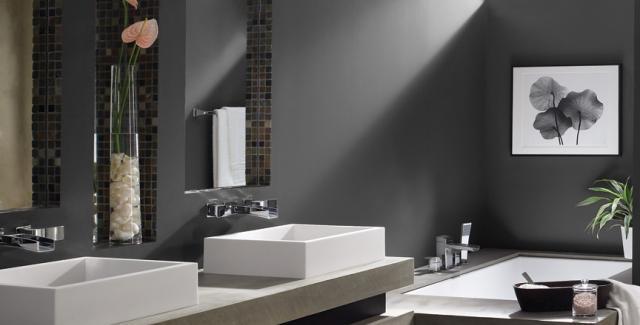 Lighting options for the bathroom