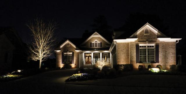 Outdoor lighting options