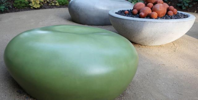 Pebbles - furniture and art