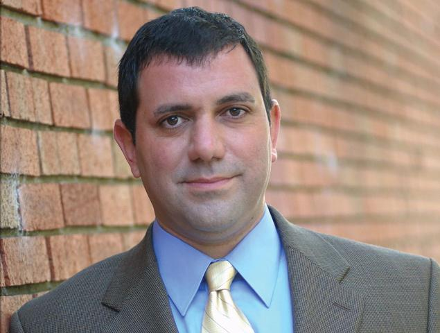 Bulent Baydar, AIA, NCARB, is a project architect at Harrison Design Associates
