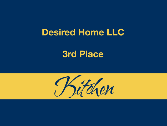Kitchen - 3rd Place