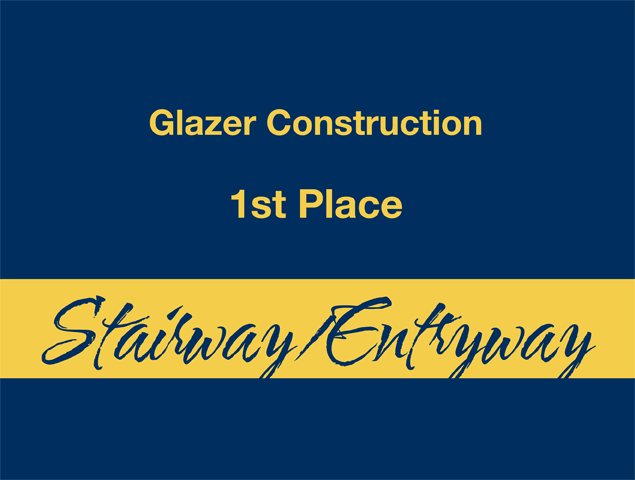 Stairway/Entryway - 1st Place