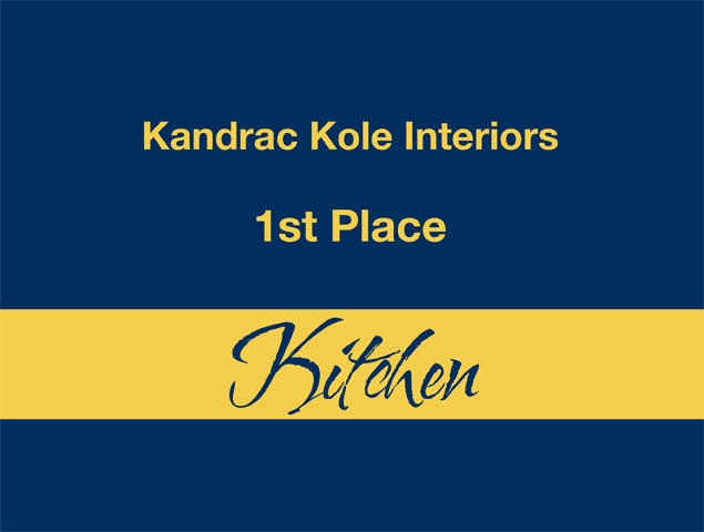Kitchen - 1st Place