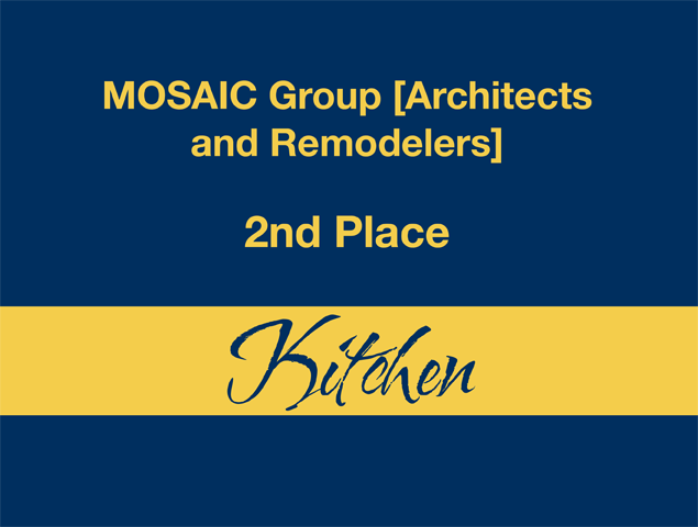 Kitchen - 2nd Place