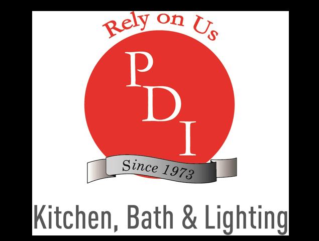 Plumbing Distributors Kitchen, Bath & Lighting Logo